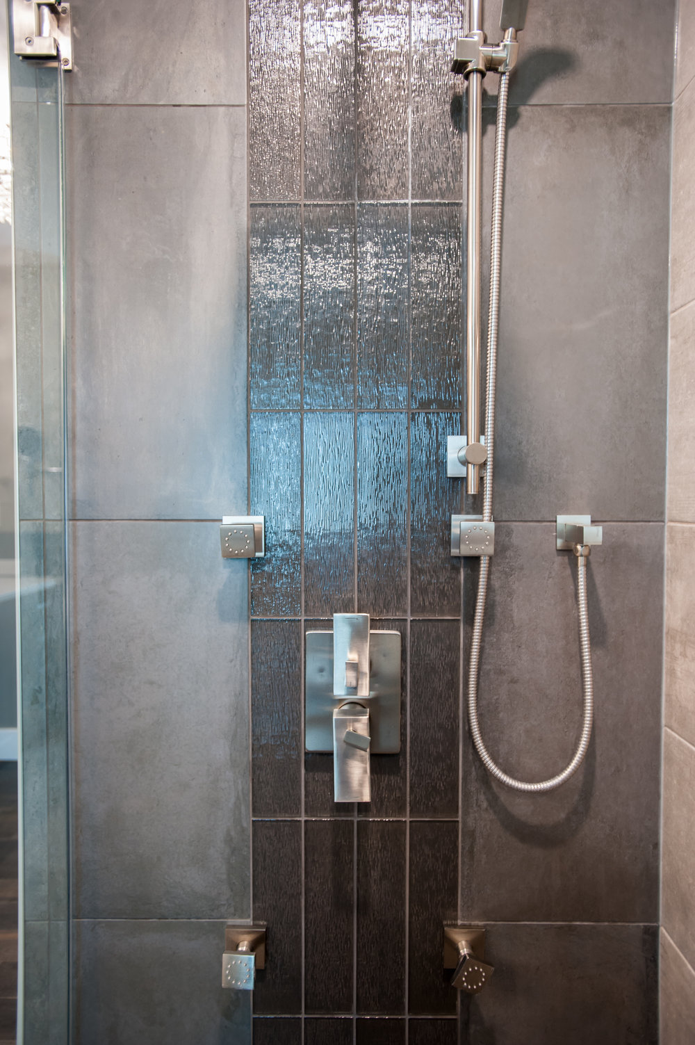 master bath shower tile