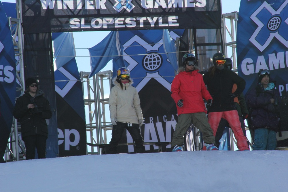 XGAMES SLOPESTYLE DROP IN