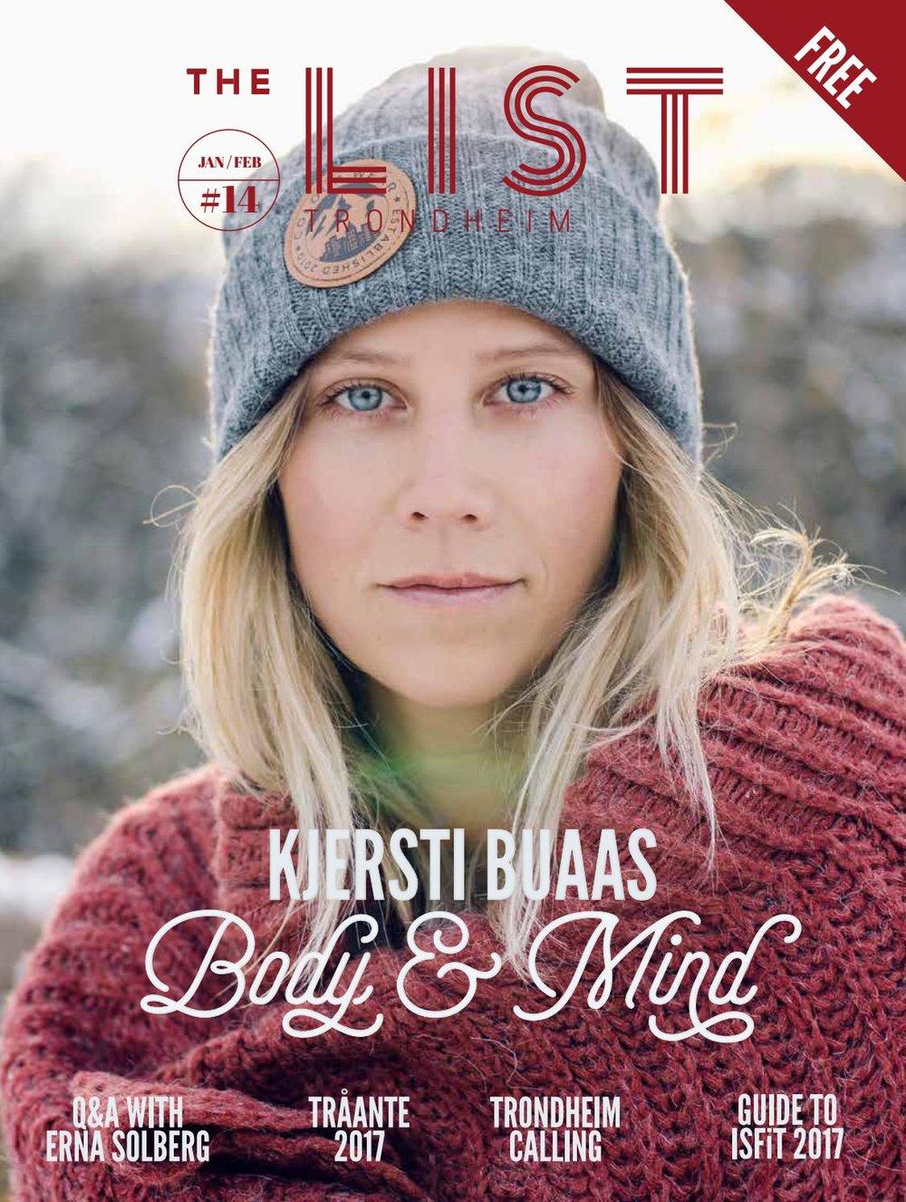 kjersti-buaas-cover-thelist