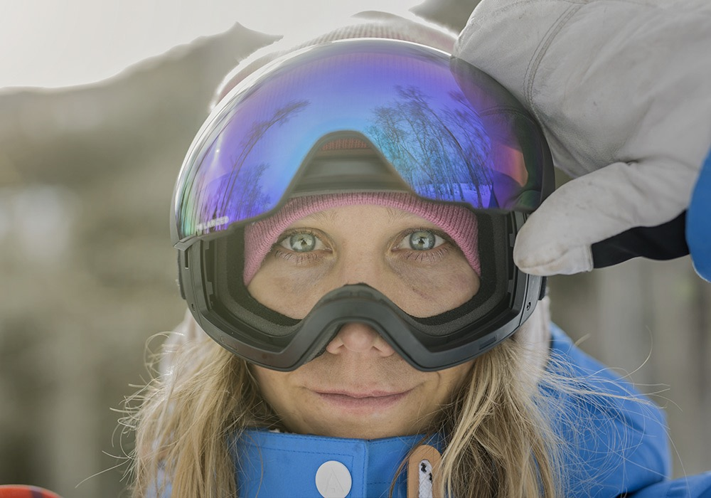 ZEAL OPTICS x KJERSTI BUAAS GOGGLES COMING WINTER 2019