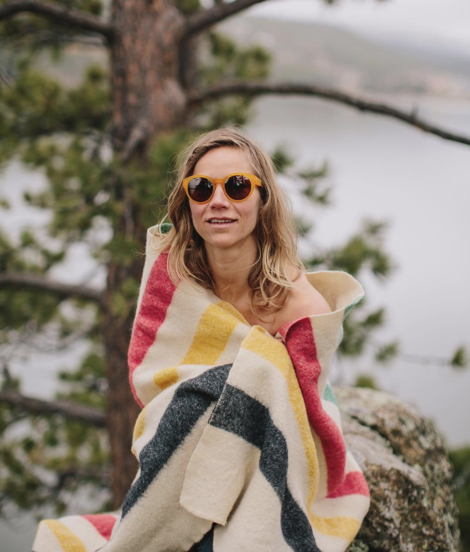 FINDING MY INNER ZEN IN THE WOODS OF COLORADO CAPTURED BY ALI VAGNINI FOR ZEAL OPTICS