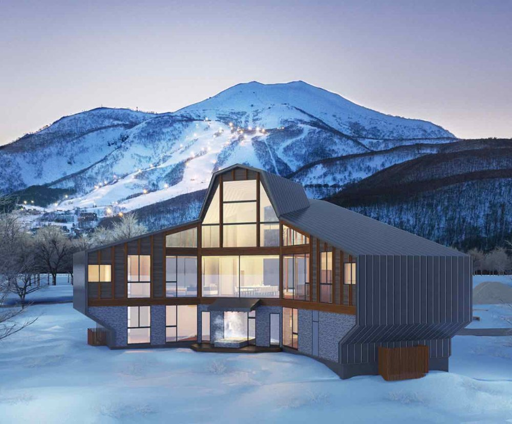 PRSNT LODGE NISEKO JAPAN