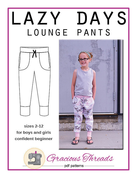 Lazy Day Lounge Pants