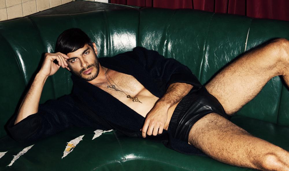 Tao Fernandez for The Fashionisto