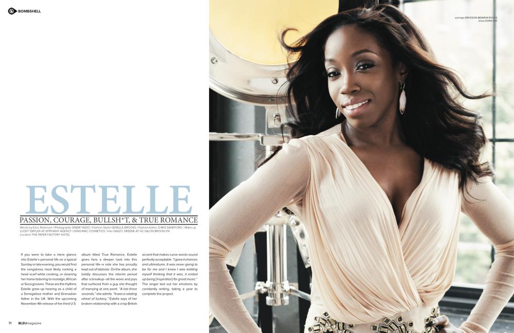Bleu Magazine