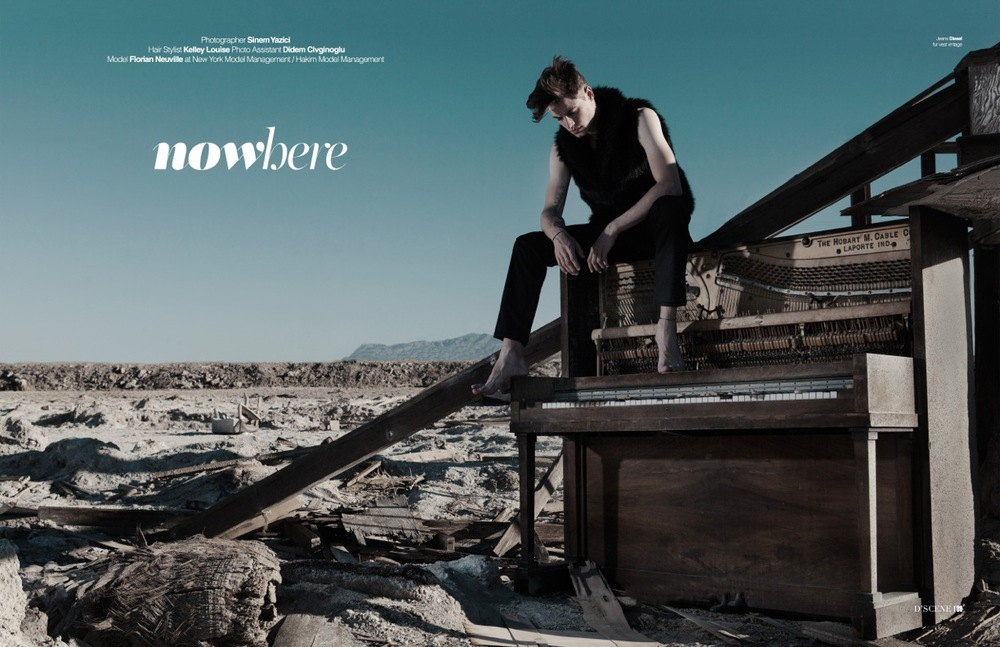 D'Scene Magazine 01 issue