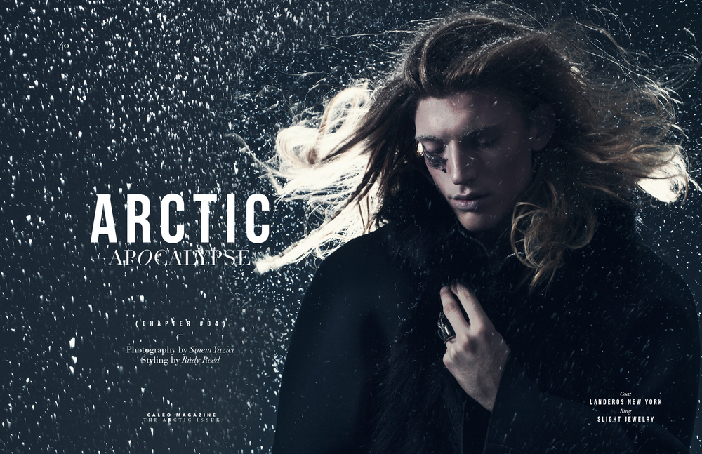 Caleo Magazine Arctic Issue