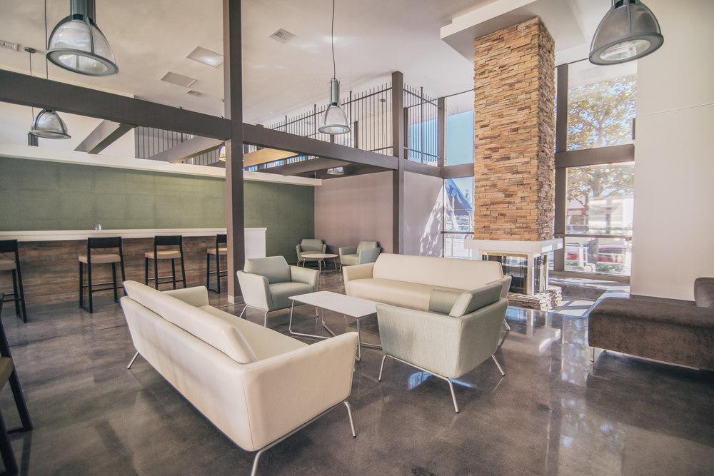 Condominium Community Room Renovation