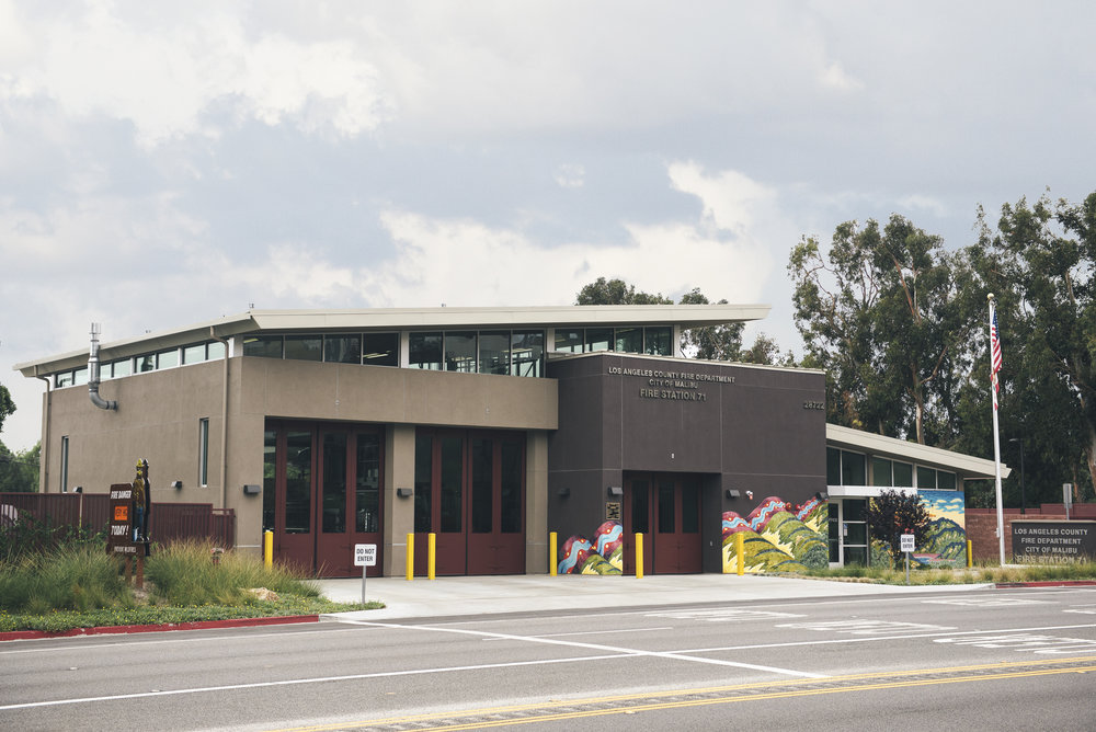 FIRE STATION 71 - LOS ANGELES FIRE DEPARTMENT
