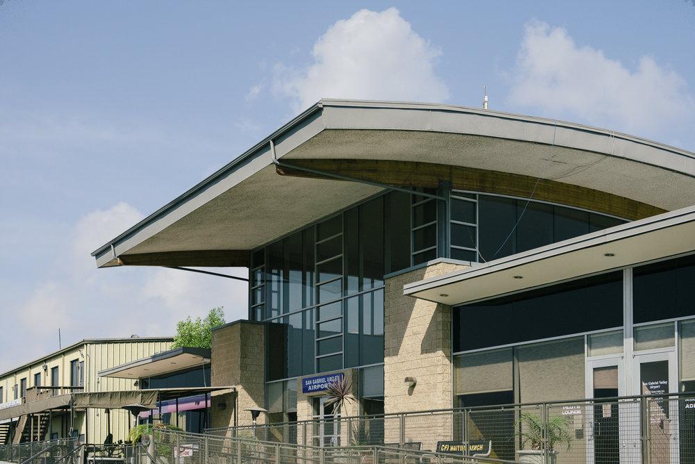 SAN GABRIEL VALLEY AIRPORT - EL MONTE, CA