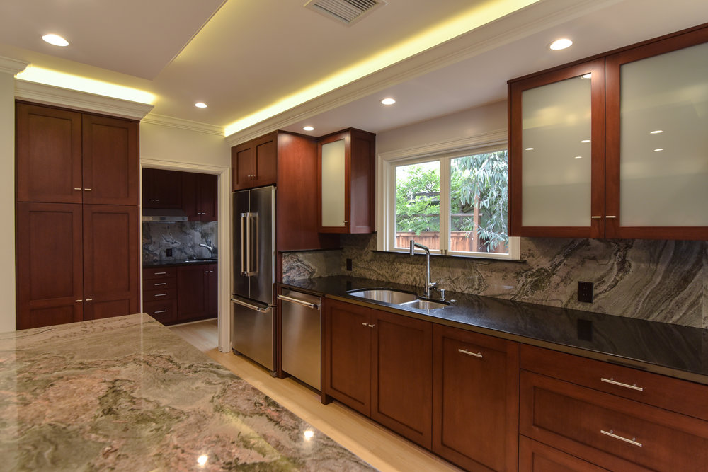 PRIVATE RESIDENCE - LONG BEACH, CA