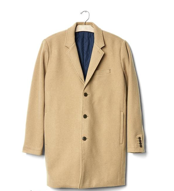 GAPxGQ Saturdays NYC Coat