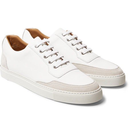 Mr. Jones 2 Leather-Panelled Suede Sneakers.jpg