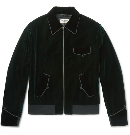 Embroidered Velvet Blouson Jacket.jpg