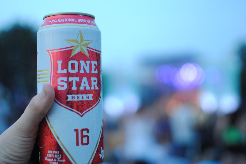 Truly a Lonestar kind of moment.