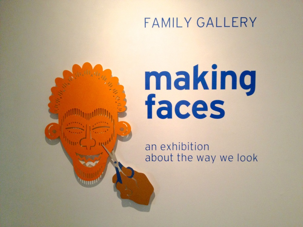 Making Faces Sign