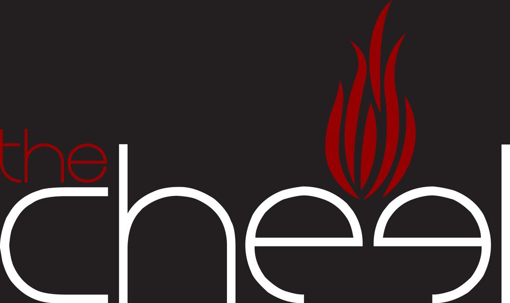 cheel logo black