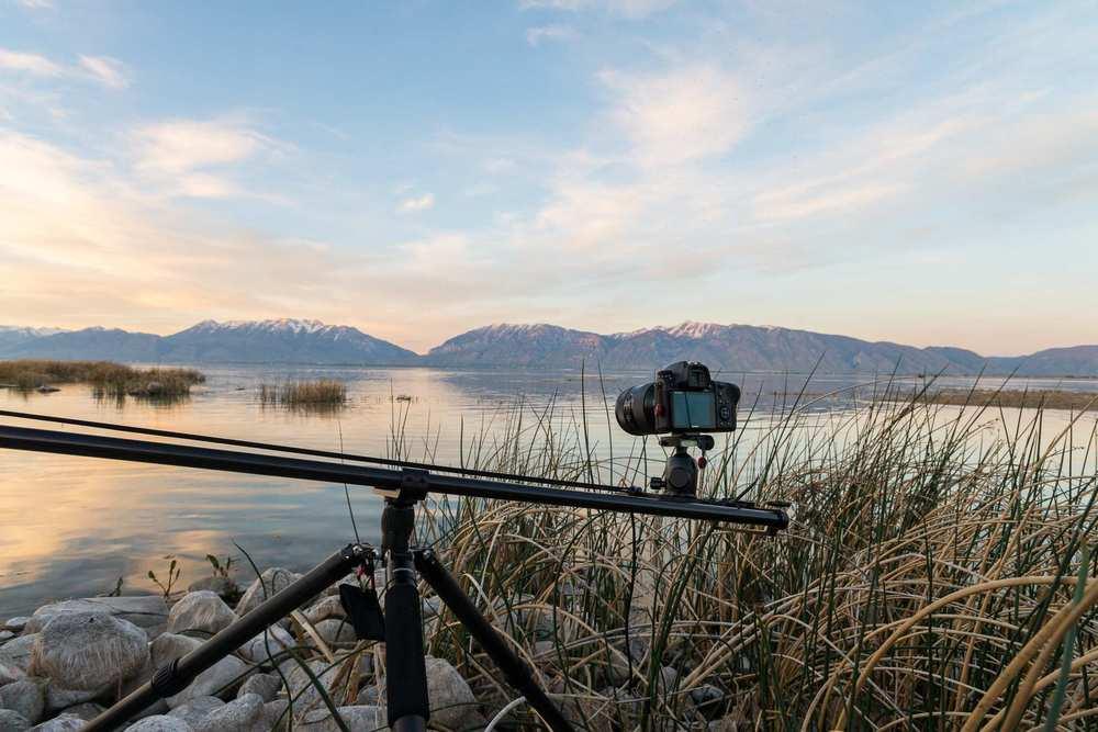 Utah Lake Nebo Slider