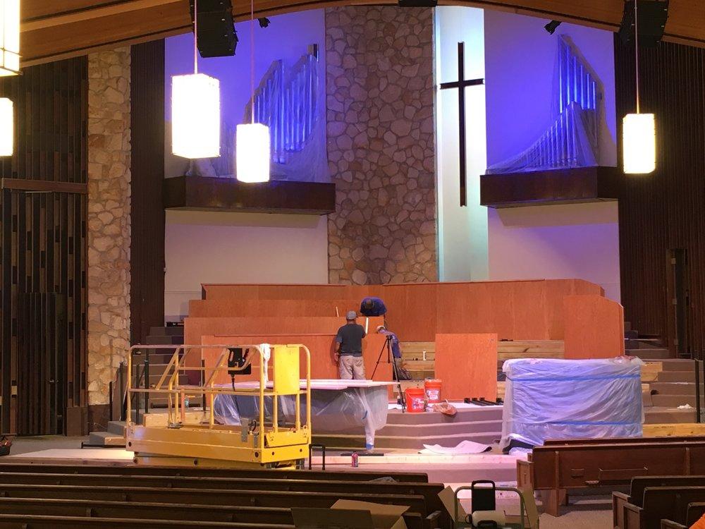 Traditional finishing choir loft.jpg
