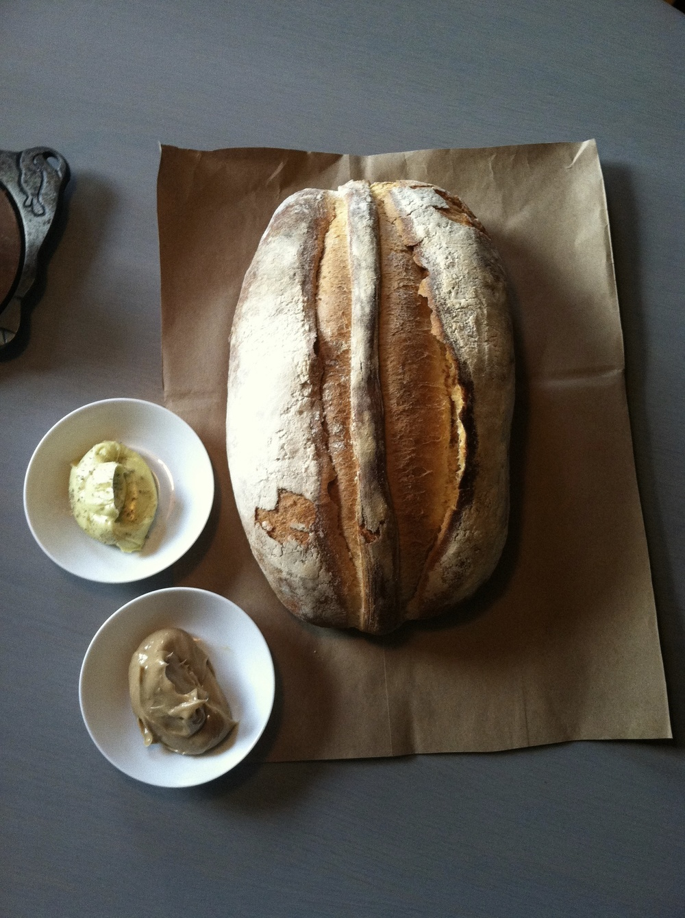 Whipped Brown Butter and Olive Oil