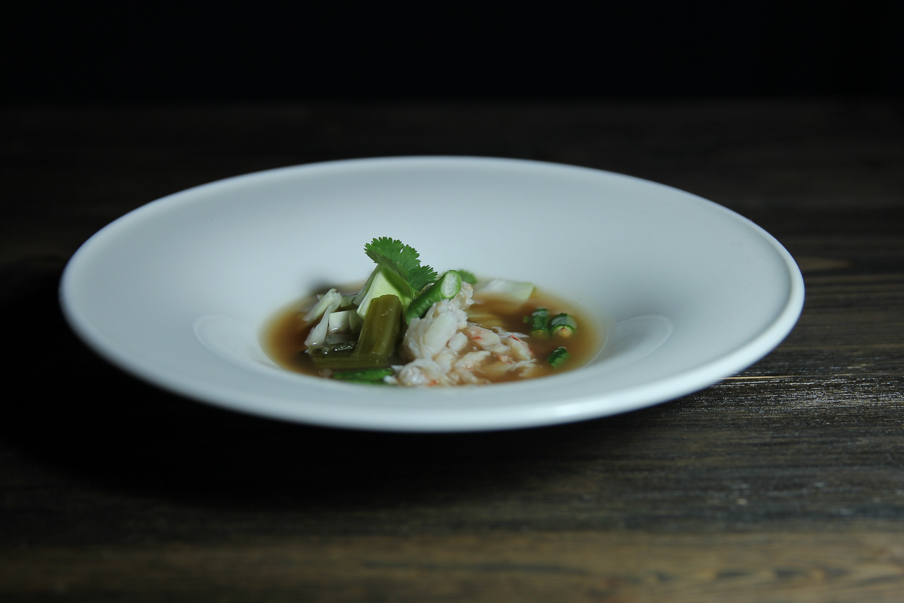 Sour Curry, Crab, Tamarind