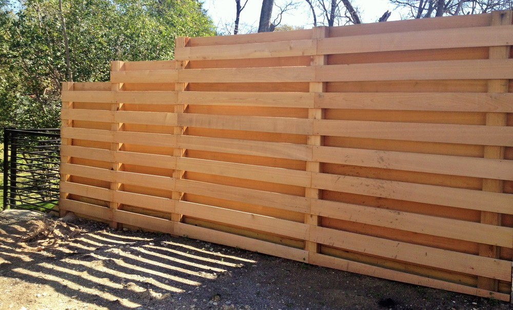 Fences Dc Carpentry Deck And Fence