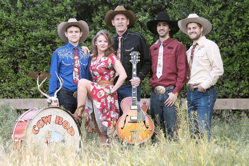 COW BOP - Cowboy Jazz & Western Bebop