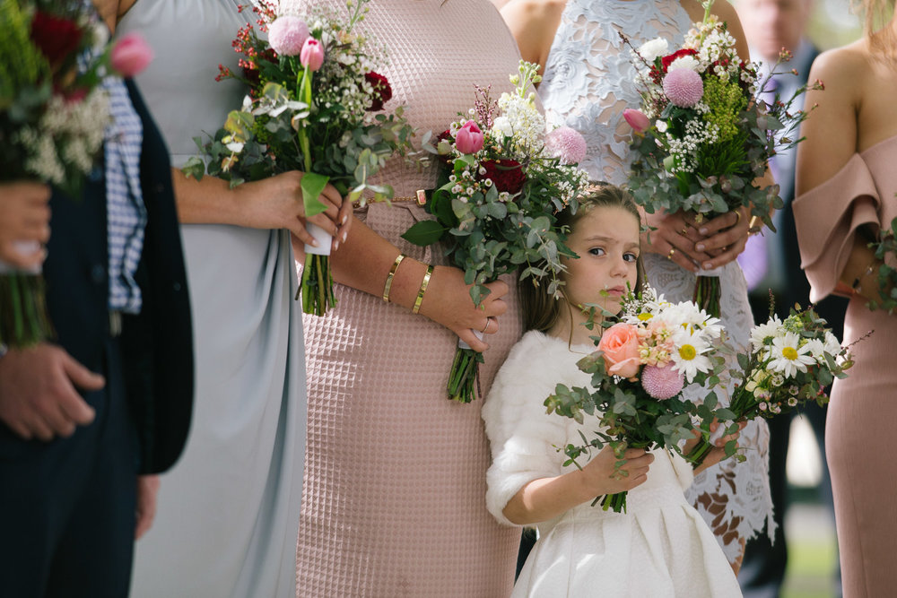 Brisbane Wedding Photography - Flower Girl