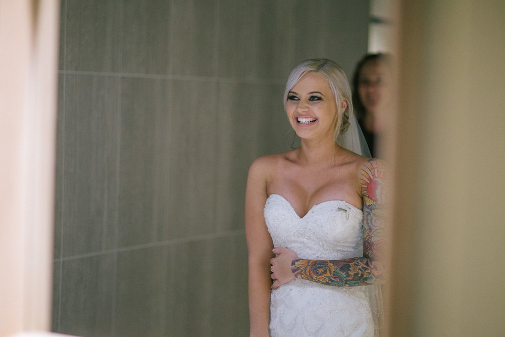 Brisbane Wedding Photography - Bride Prep