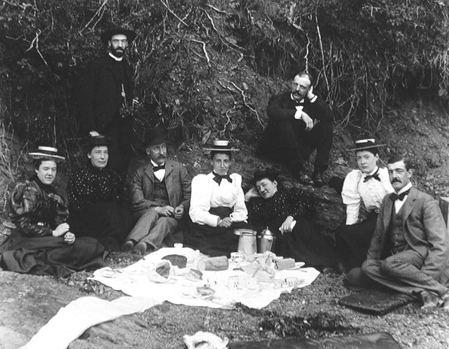 Jackson Bull Run picnic