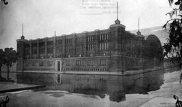 The Armory before the Mission