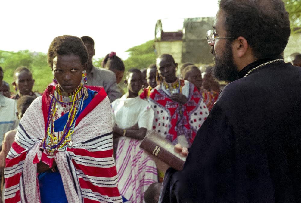 Masai and Coptic church
