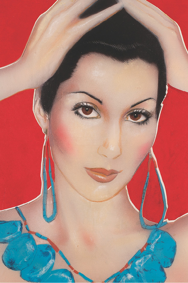 RICHARD BERNSTEIN   Cher   1982