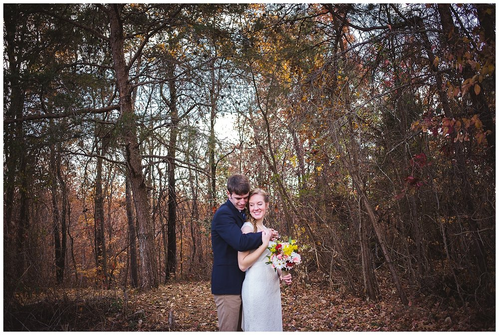 NATE & CALLIE - FALL WEDDINGNEW ALBANY, IN