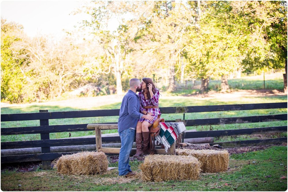 KEITH & ALYSSA - COUNTRY ENGAGEMENT SESSION