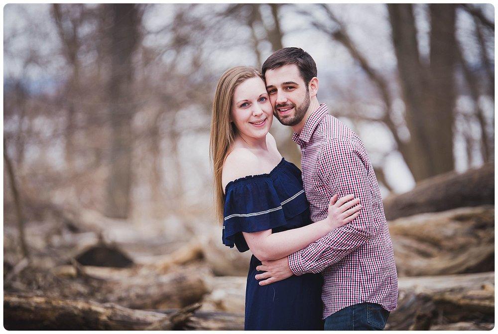 Megan & Benton - Falls of the Ohio, IN