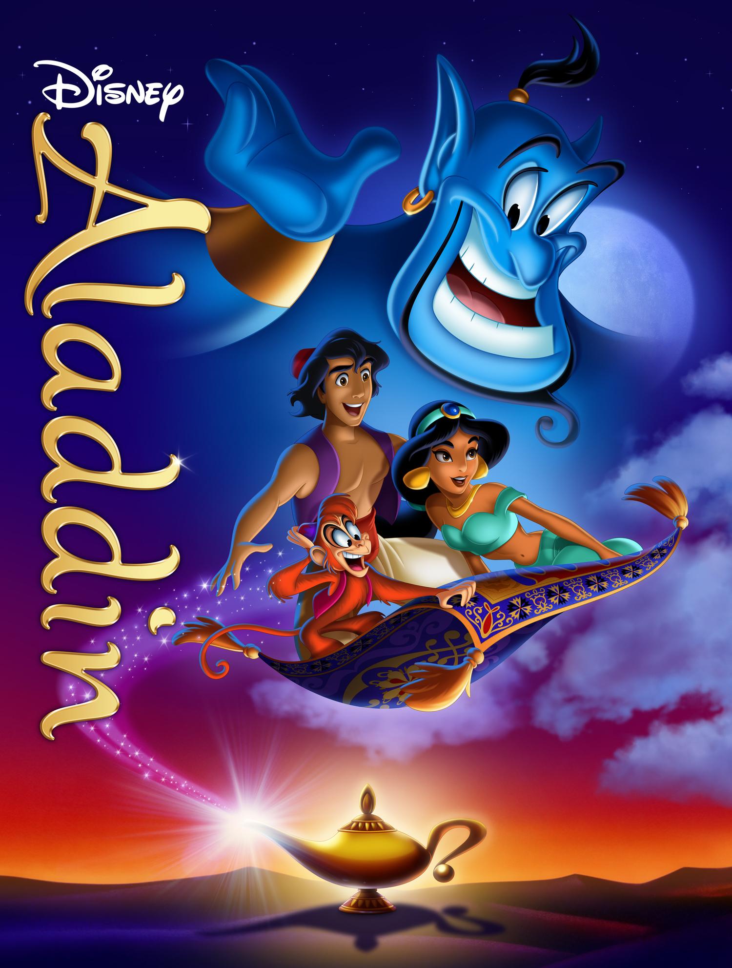 Aladdin Diamond Edition Eric Heintz Digital Imaging