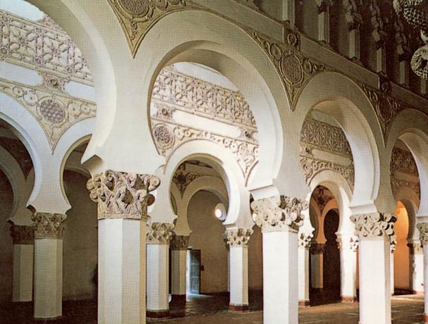 Santa María la Blanca. Toledo.