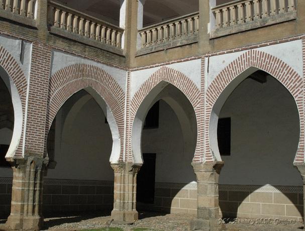 Palacio de Sotofermoso. Cáceres.