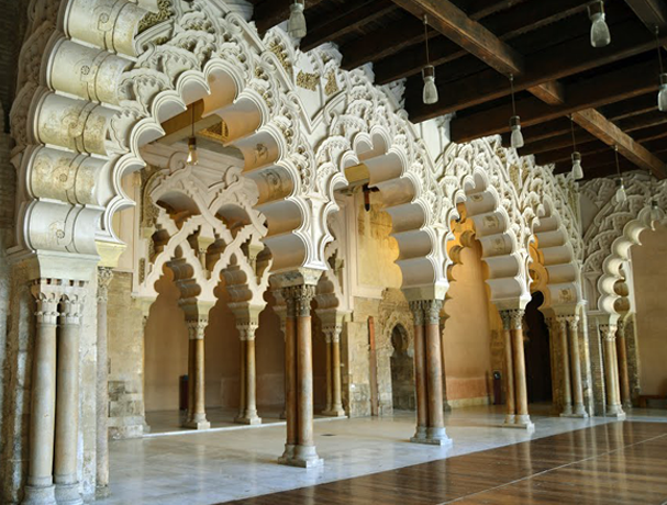 Aljaferia de Zaragoza.