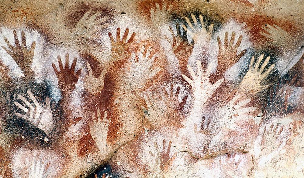 Cuevas de las manos.