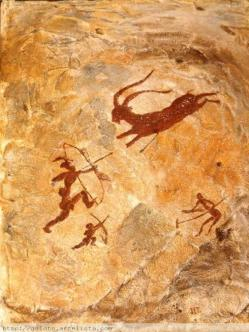 Cueva Remigia del Barranco de la Gasulla (Ares del Maestre, Castellón de la Plana).