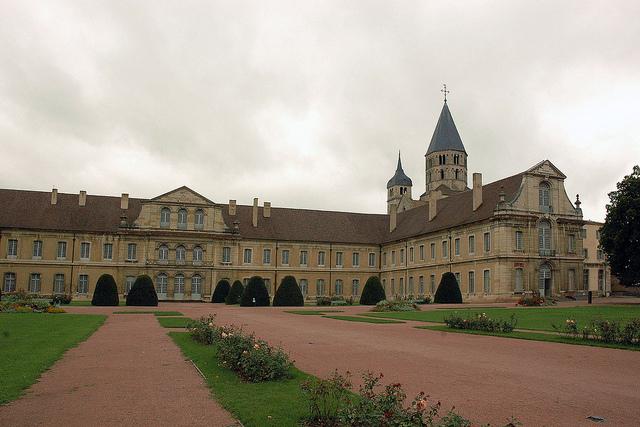 Abadía de Cluny.