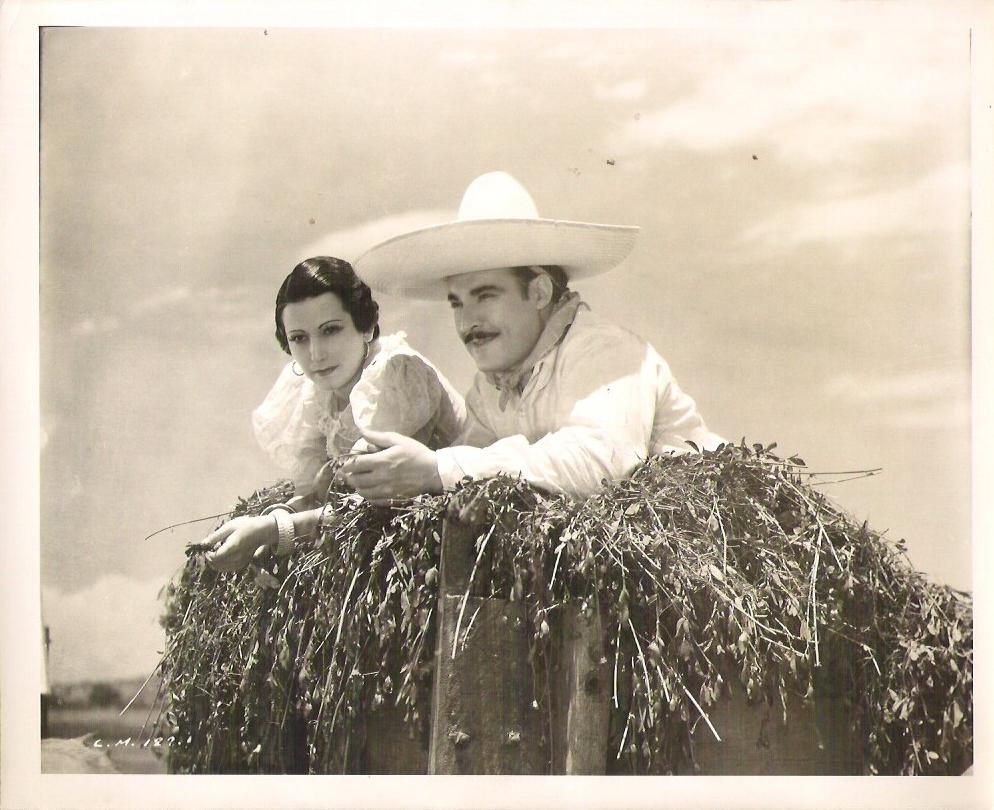 """""""Las cuatromilpas"""". Ramon Pereday Adriana.(1937)"""