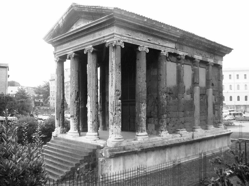 Roma Tempio di  Portunus