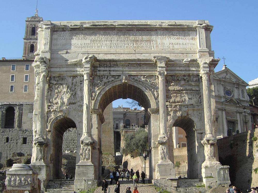 Arco de Séptimo Severo