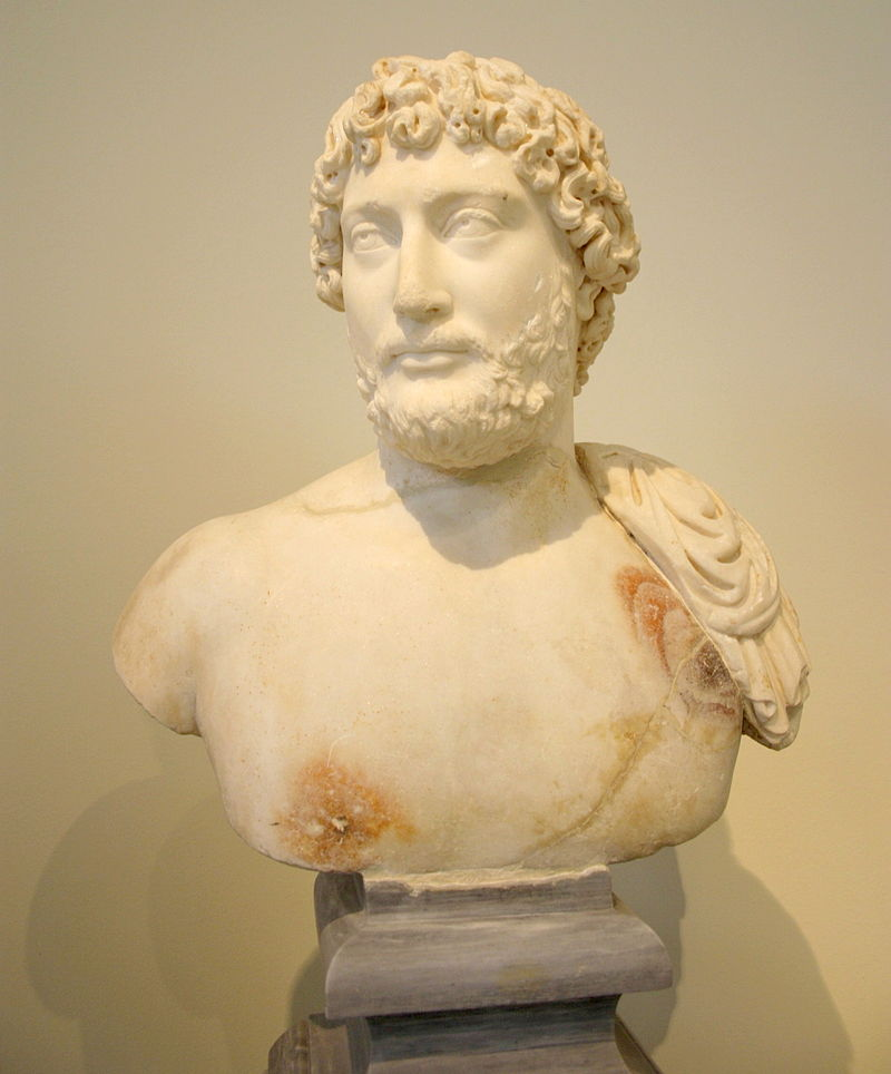 Adriano, Archaeological Museum, Athens