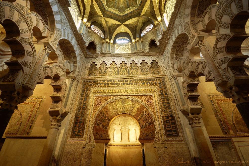Mihrab-Mezquita-Córdoba