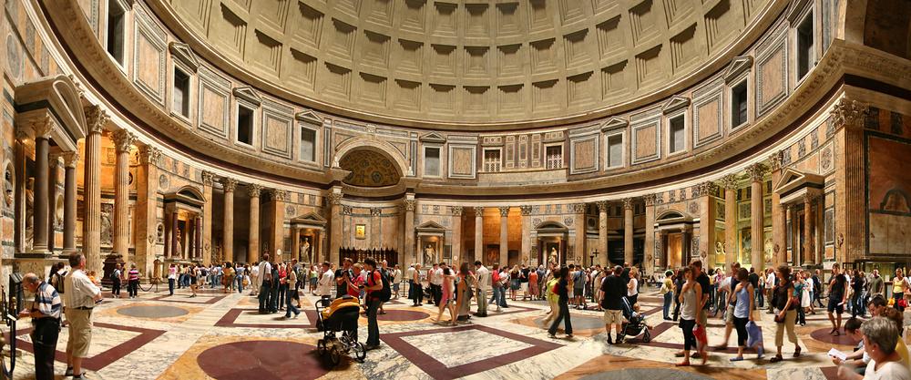 Panorama Pantheon de Stefan Bauer