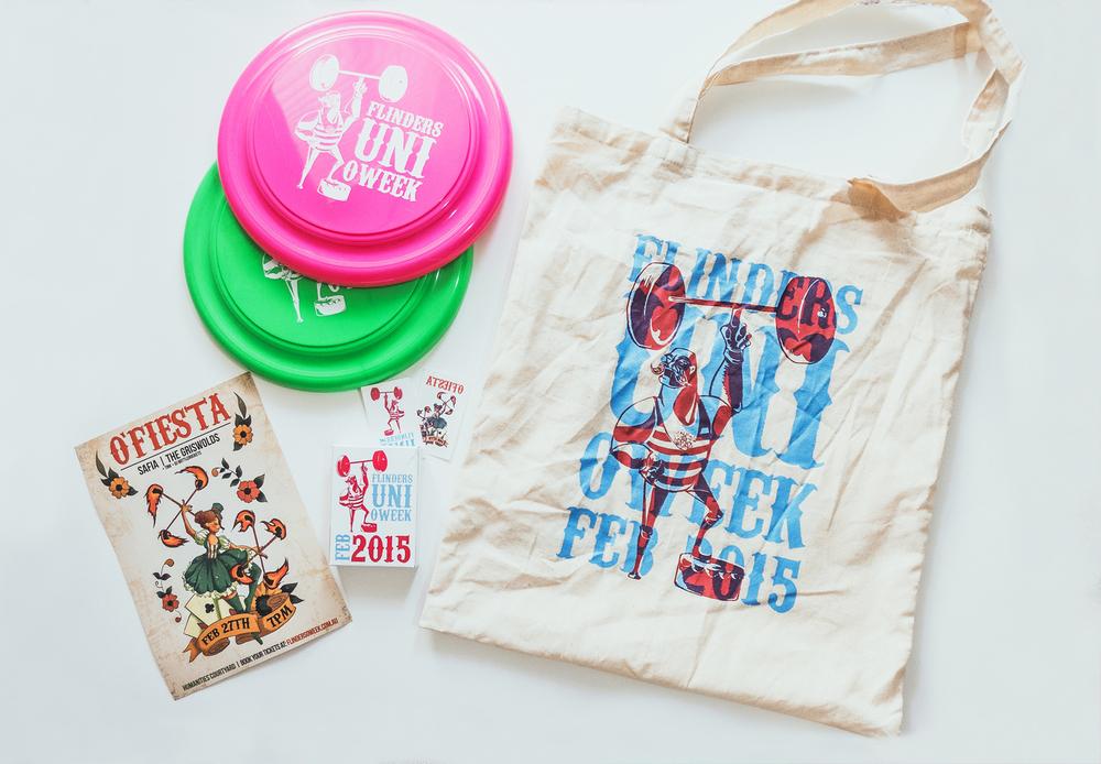 O'Week 2016 Merchandise